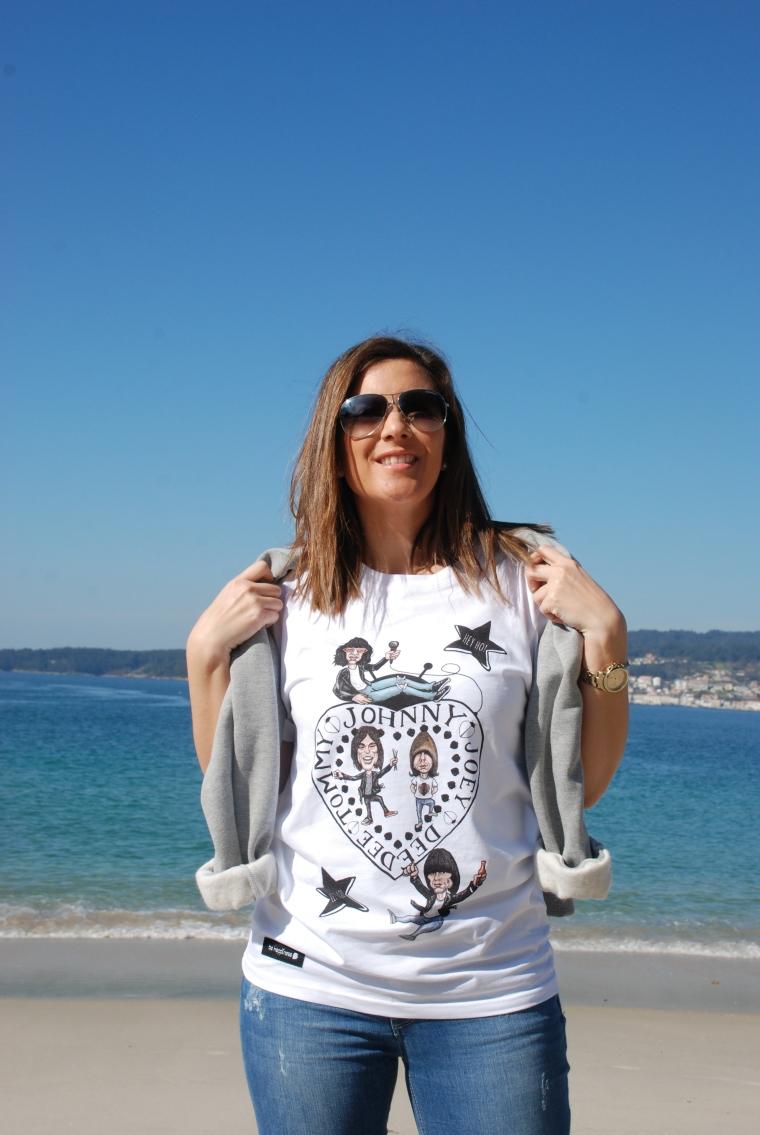 sudadera-camiseta-ramones-look-sport-mamisweet