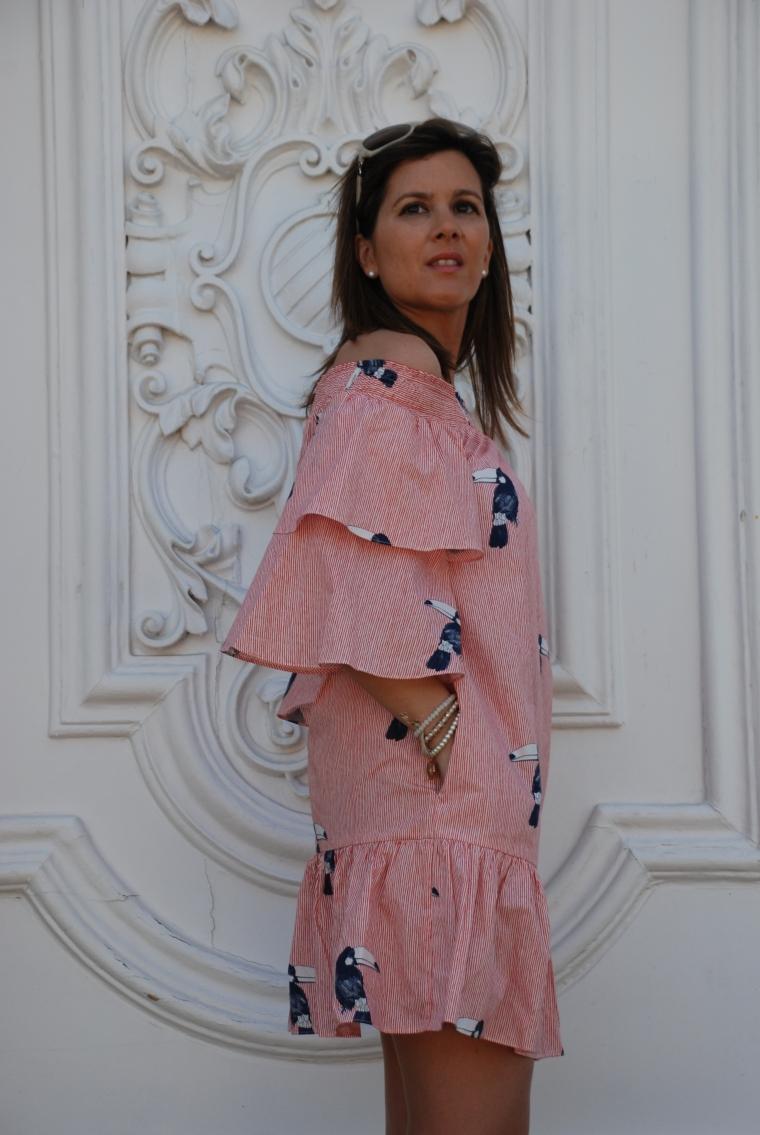 vestido tucanes 9