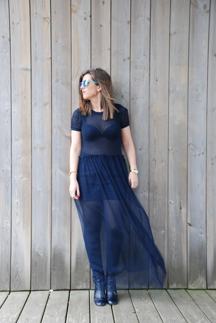 vestido tul azul 11
